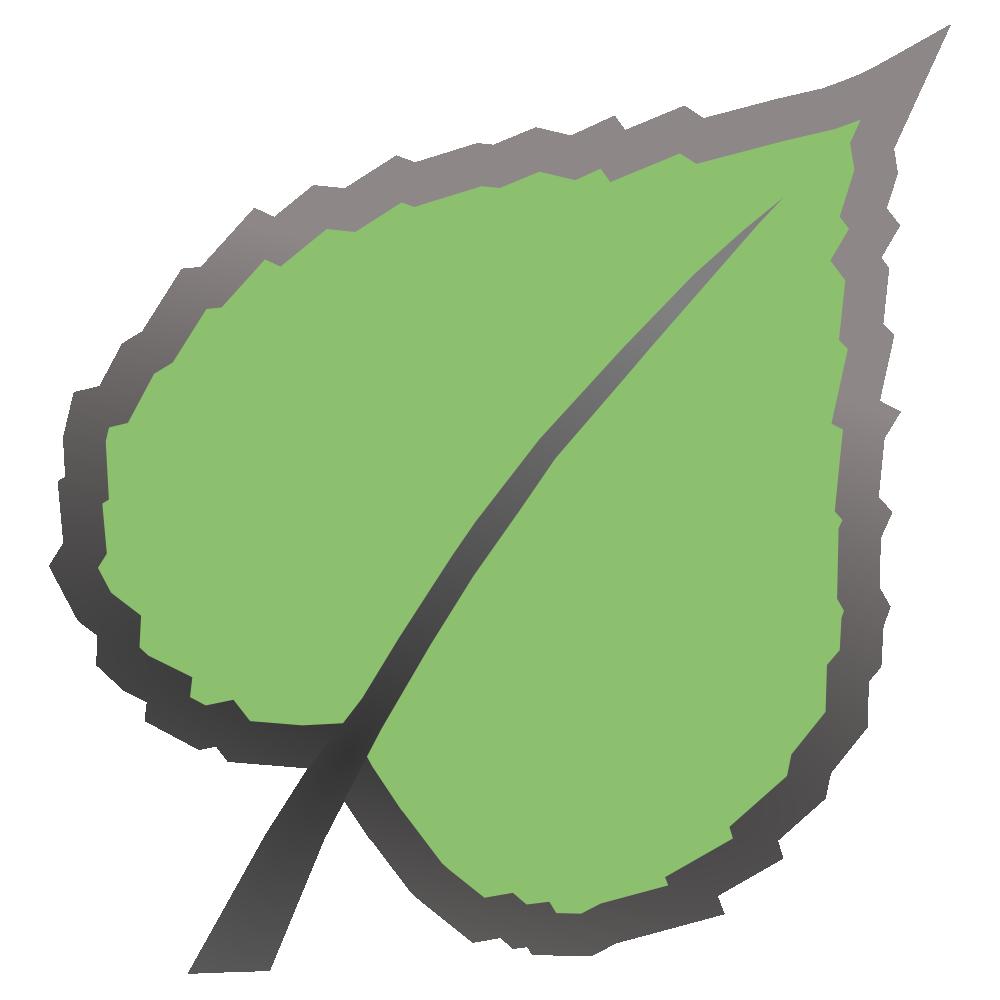 Logo envimatu - lístek