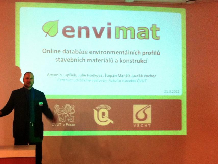Envimat Prumyslova ekologie